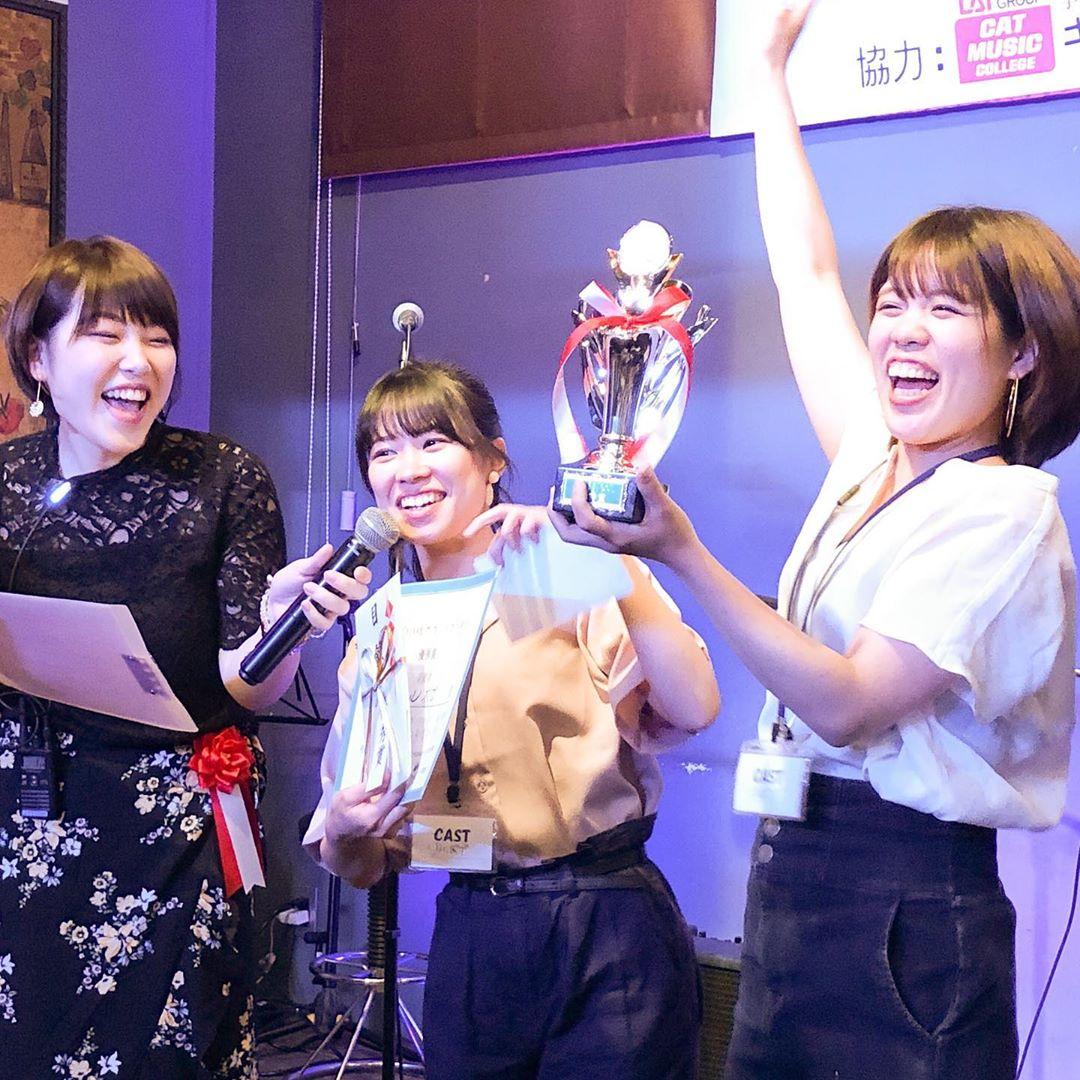 ミナミEKIKANサウンドコンテスト  準優勝おめでとう @stk_happy @hichauno161 リトルボブ