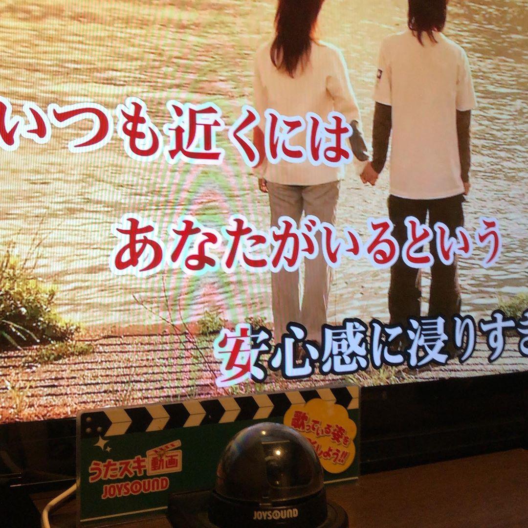 @asamine_k  #河村麻未  ちゃん となり  ジャンからで歌えます(^o^)