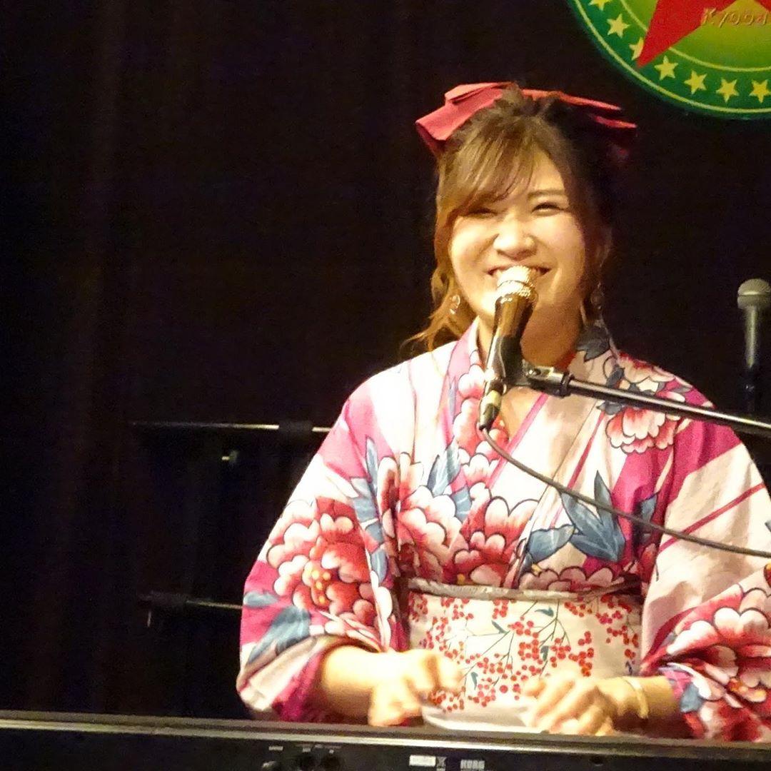 シンガーソングライター @riizesuki 珠希美いなちゃん 京橋SEVEN☆DAYS-OSAKA