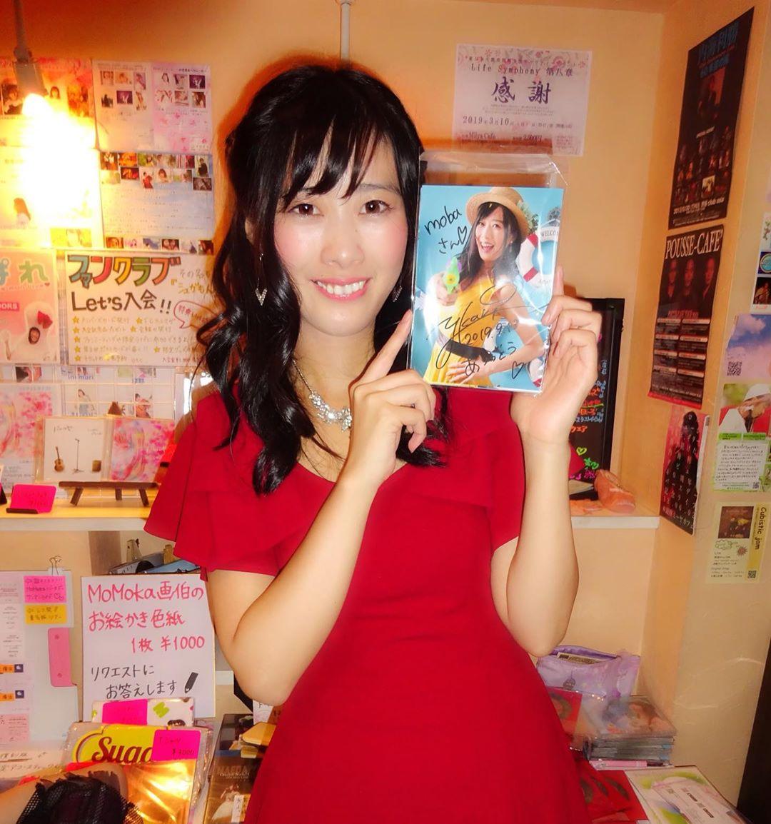 シンガーソングライター  @yukarimaeda 前田有加里さん 銀座ミーヤカフェ 2019/09/13